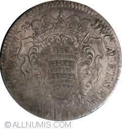 Image #1 of 1 Tallero 1758