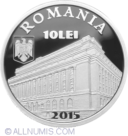 10 Lei 2015 - 125 years since the birth of Mitiţă Constantinescu