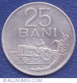 Imaginea #2 a 25 Bani 1982