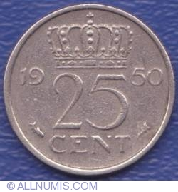 Image #1 of 25 Cents 1950