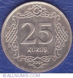 Image #1 of 25 Kuruș 2009