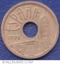 Image #2 of 25 Pesetas 1995