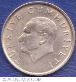 25000 (25 Bin) Lira 1999