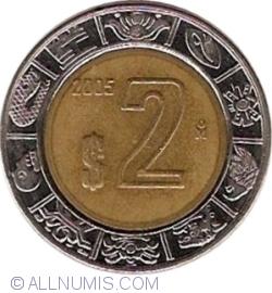 Image #1 of 2 Pesos 2005