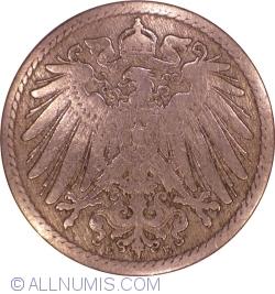 Image #2 of 10 Pfennig 1890 E