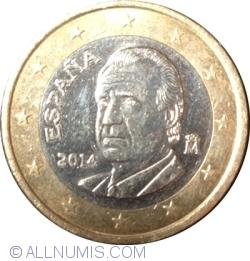 Image #2 of 1 Euro 2014