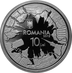 Image #1 of 10 Lei 2012 - The 10 year anniversary of the introduction of the euro banknotes and coins