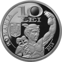 Image #1 of 10 Lei 2013 - 100 years since the initiation of the first Congress of Economists in Romania