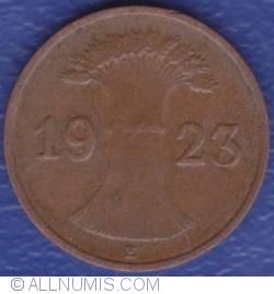 Image #2 of 1 Rentenpfennig 1923 E