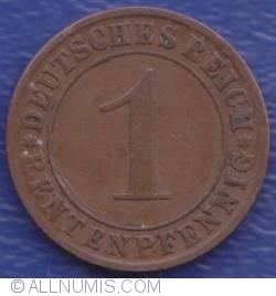 Image #1 of 1 Rentenpfennig 1924 A