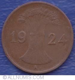 Image #2 of 1 Rentenpfennig 1924 A