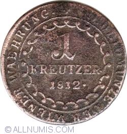 Image #1 of 1 Kreutzer 1812 S