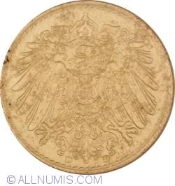 Image #2 of 5 Pfennig 1920 D