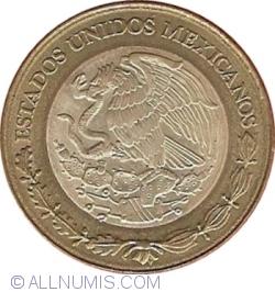 10 Nuevos Pesos 1992