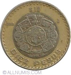 Image #1 of 10 Pesos 2008