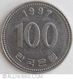 Image #1 of 100 Won 1997