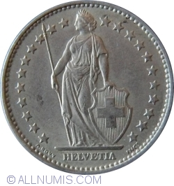 Imaginea #2 a 2 Franci 1968