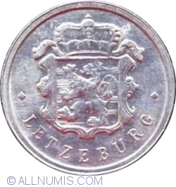 Image #2 of 25 Centimes 1963