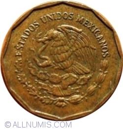 Image #2 of 20 Centavos 1998