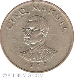 5 Makuta 1967