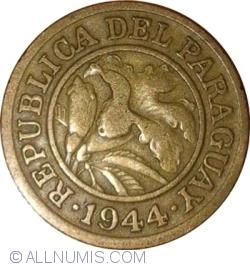Image #2 of 25 Centimos 1944