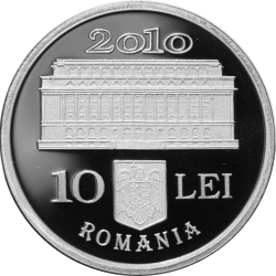 Image #1 of 10 Lei 2010 - 130th anniversary of the National Bank of Romania