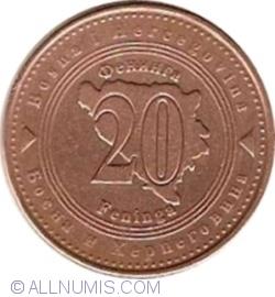 Imaginea #1 a 20 Feninga 2004