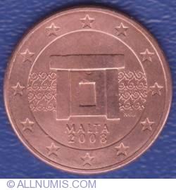Imaginea #2 a 5 Euro Cent 2008