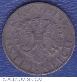 Image #2 of 5 Groschen 1950