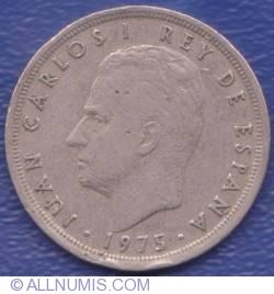 Image #2 of 5 Pesetas 1975 (76)