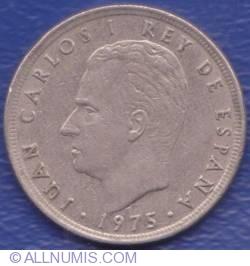 Image #2 of 5 Pesetas 1975 (77)