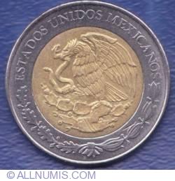 Image #2 of 5 Pesos 2008 - Francisco Villa