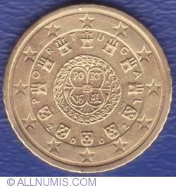 Imaginea #2 a 50 Euro Centi 2002