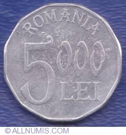 5000 Lei 2001