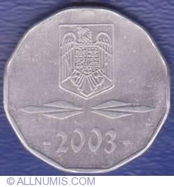 5000 Lei 2003