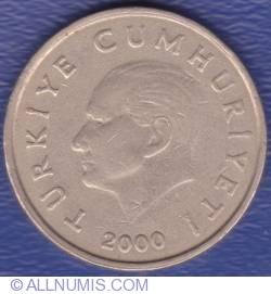 Image #2 of 50000 (50 Bin) Lira 2000