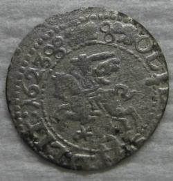 Imaginea #2 a 1 Solidus (2 Denari) 1623