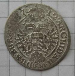 Image #1 of 3 Kreuzer 1712 FN