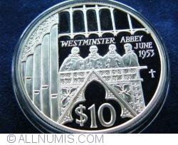 Image #1 of 10 Dollars 2002