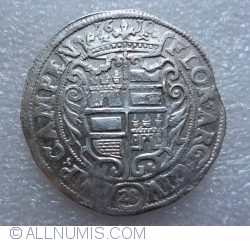 Image #2 of 1 Florin 1618
