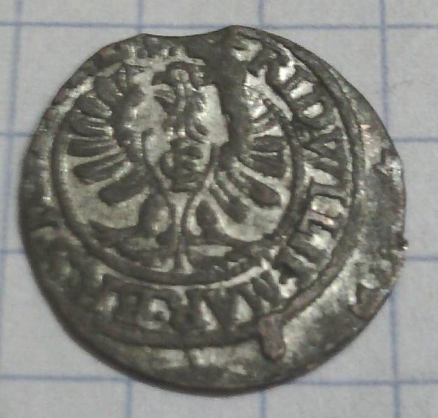 1 Solidus 1654 ...