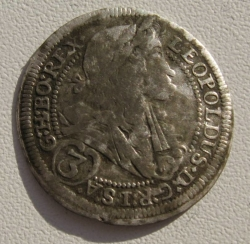 Image #1 of 3 Kreuzer 1700