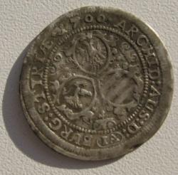 Image #2 of 3 Kreuzer 1700
