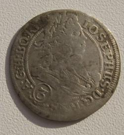 Image #1 of 3 Kreuzer 1709