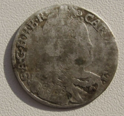 Image #2 of 3 Kreuzer 1727