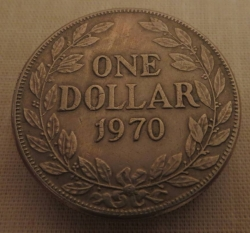 Image #1 of 1 Dollar 1970
