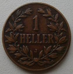 Imaginea #1 a 1 Heller 1907 J