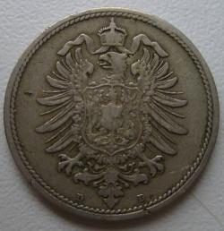 Image #2 of 10 Pfennig 1889 D