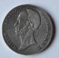 Image #2 of 2-1/2 Gulden 1848