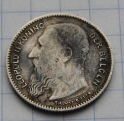 Image #2 of 50 Centimes 1909 (Belgen)